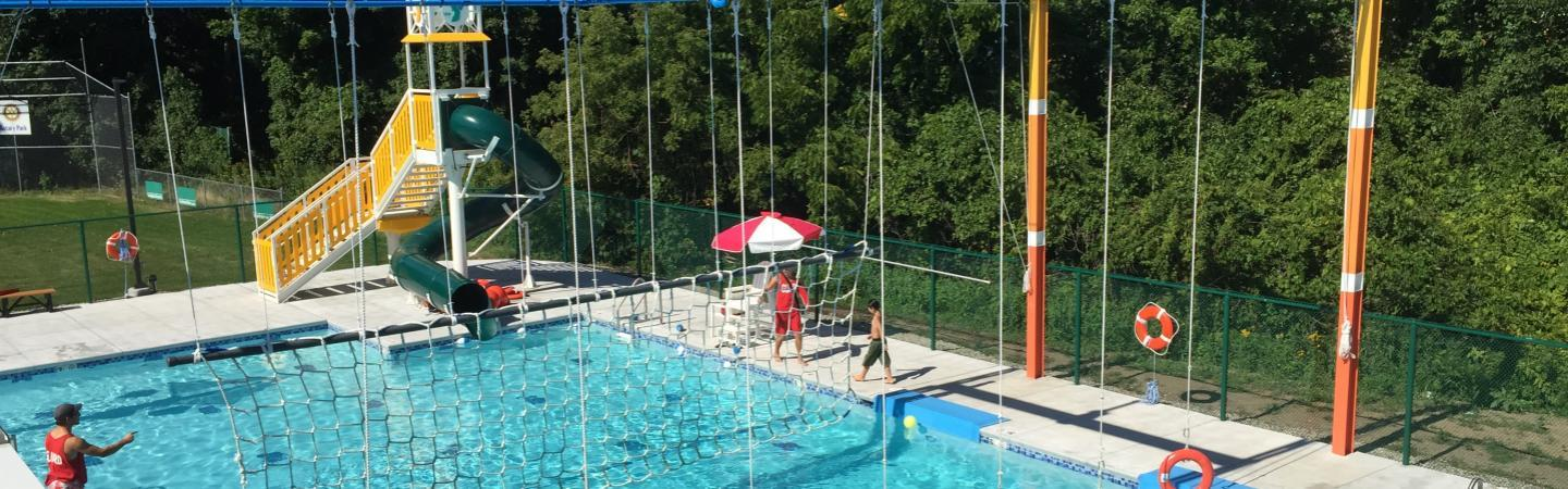Ipswich Family YMCA Outdoor Pool and Water Park