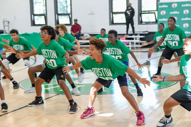 NEW! Jr. Celtics Academy - Ages 12-14