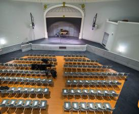 Ames Hall Salem Y