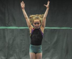 Team Gymnastics at the YMCA