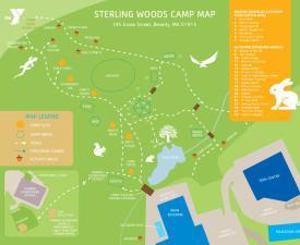Camp Map