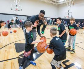Jr. Celtics & Jr Celtics Academy