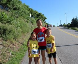 Firecracker 4 Mile, Swampscott - July 4th