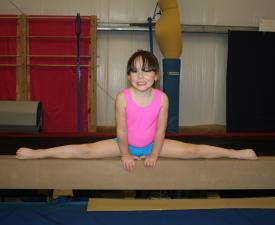 Youth Gymnastics at the YMCA