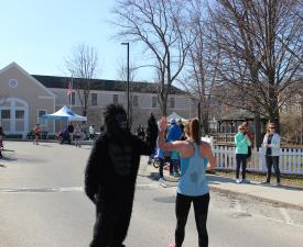 Chase the Gorilla 5K  Ipswich - April 14th