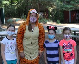 Camp Dory theme