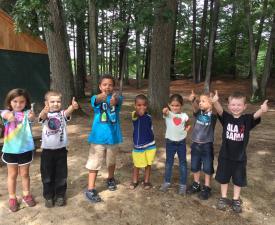 Camp Tricklin' Falls Parent Handbook