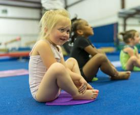 preshool gymnastics