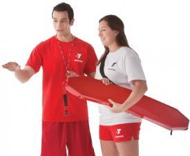 lifeguard training at the YMCA