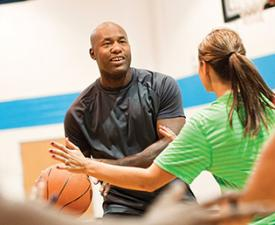 Adult Sports at the YMCA
