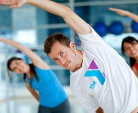 Fitness at the YMCA